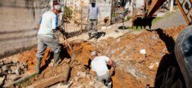 Prefeitura de Pinheiral intensifica limpeza nos bairros Chalé e São José