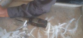 Jovem é flagrado com drogas no Jardim Cidade do Aço