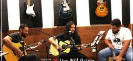 Will Quinto faz segunda live com lançamento de música autoral