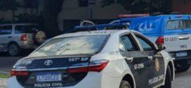 Suspeito de homicídio é preso durante operação das polícias Civil e Militar em Paraíba do Sul