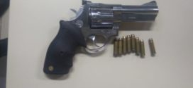 Guarda de Magé é preso com arma em Rio Claro suspeito de ameaçar família