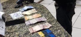 Preso suspeito de roubar comércio em Paraíba do Sul
