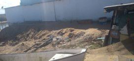 Ação da Linha Verde constata movimentação de solo e corte de talude em Angra