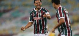 Fred se torna o terceiro maior artilheiro brasileiro na Libertadores