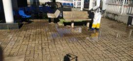 Saae realiza higienização em 13 bairros de Barra Mansa