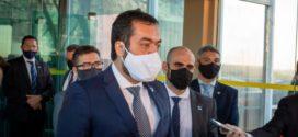 Governador em exercício prorroga medidas restritivas até o dia 6 de outubro