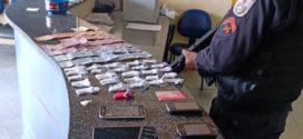 Homem é preso com drogas em Valença