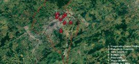 Mep elabora mapa de queimadas em Volta Redonda