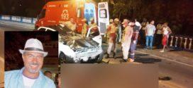 Prefeitura apura remoção de animal com vida em local de acidente em Barra do Piraí