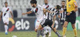 Botafogo vence Vasco em jogo de ida pela Copa do Brasil