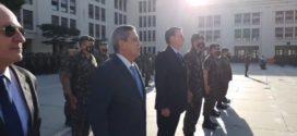 Bolsonaro participa de formatura de militares na Aman