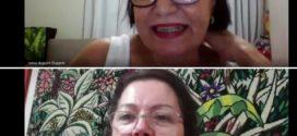 Convenção do PV oficializa pré-candidatura de Nena Duppre a vice na chapa com Cida Diogo (PT)