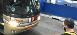 Detro aplica 65 multas em ônibus intermunicipais