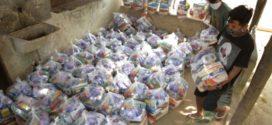 Eletronuclear doa cestas básicas a comunidades indígenas da Costa Verde