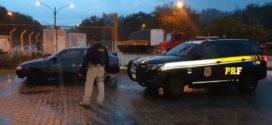 PRF flagra motorista embriagado na BR-393, em Barra do Piraí