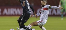 Flamengo vacila na altitude e leva 5 a 0 do Independiente Del Valle
