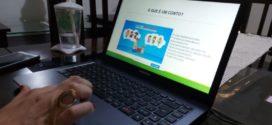Plataforma de ensino online da rede municipal já tem mais de 30 mil estudantes cadastrados