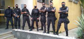 Trio é detido pela PM em Três Rios por suspeita de tráfico de drogas