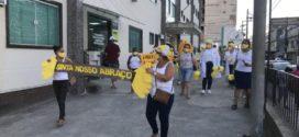 Santa Casa de Barra Mansa recebe ato em prol da campanha Setembro Amarelo