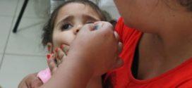 Mais de mil crianças já foram atendidas durante a Campanha Nacional de Vacinação em Itatiaia