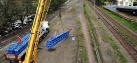 Prefeitura de Barra Mansa aguarda reposicionamento da linha férrea para instalação de passarelas do pátio de manobras