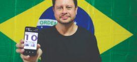 Cristiano Gonçalves lança GonZap e pede doação de lixo para campanha