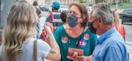 Cida Diogo defende servidores públicos e critica descaso