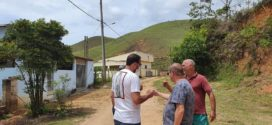 Dr. Daniel visita Macundu e área quilombola no distrito de Lídice, em Rio Claro