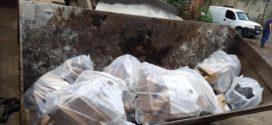 Polícia incinera 1,5 mil quilos de drogas na CSN