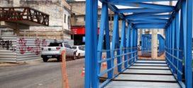 Av. Dário Aragão será interditada para receber passarela