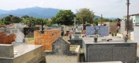 Prefeitura de Itatiaia prepara Cemitérios para receber visitantes no feriado de Finados