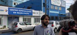 Samuca destaca a importância do Hospital Santa Margarida para a saúde de Volta Redonda
