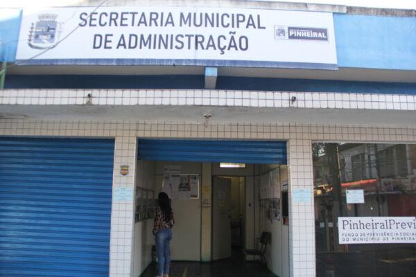 Prefeitura de Pinheiral 2020 10 22