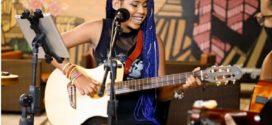Karen Silva participa de live e show beneficente em Volta Redonda
