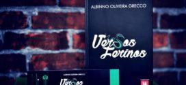 Ator e dramaturgo Albinno Oliveira Grecco lança seu primeiro livro 'Versos Ferinos'