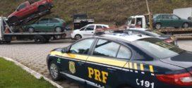 PRF realiza ação integrada de segurança viária na Via Dutra