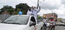 Carreata de Pedrosa reúne mais de 200 veículos em Pinheiral