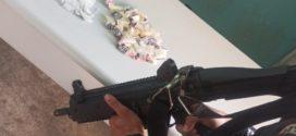 PM apreende drogas no Santo Agostinho em Volta Redonda