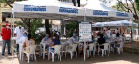 Em nova ação, moradores do Vista Alegre são testados em massa para Covid-19