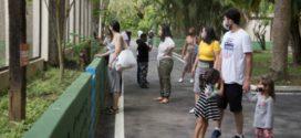 Zoológico de Volta Redonda atrai visitantes no final de semana