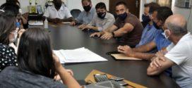 Prefeitura e entidades comerciais de Barra Mansa definem ações de combate à Covid-19 durante período de Natal