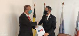 Rodrigo Furtado se reúne com presidente da OAB – VR