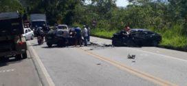Um morre e cinco ficam feridos em acidente na Rio-Santos