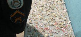 Dupla é presa por suspeita de tráfico em Volta Redonda