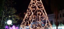 Entidades se unem e decoram Barra Mansa com luzes e ações para o Natal