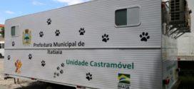 Prefeitura de Itatiaia oferecerá serviço de Castramóvel à população