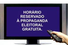 Propaganda eleitoral no rádio e TV só pode ser feita atéhoje