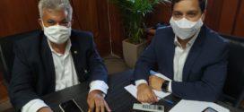 Marcelo Cabeleireiro se reúne com secretário estadual de Ambiente