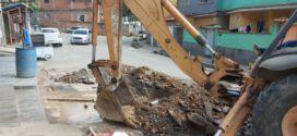 Bairros Três Poços e Belo Horizonte recebem obras de manutenção
