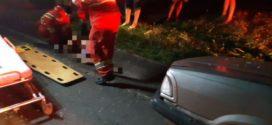 Ciclista morre após ser atingido por carro na BR-393, em Barra do Piraí